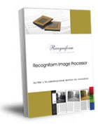 Recogniform Image Processor