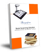 Recogniform Book Scanning Solution