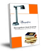 Recogniform Book Scanner